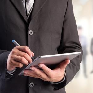 申請書類のデジタル化